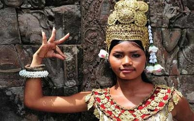 Angkor Wat Dancer